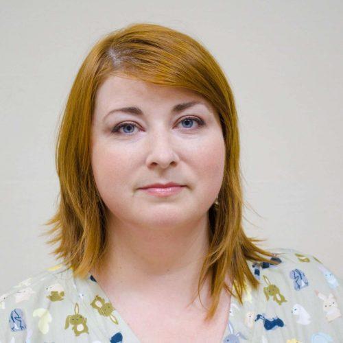 Милютина Вера Леонидовна